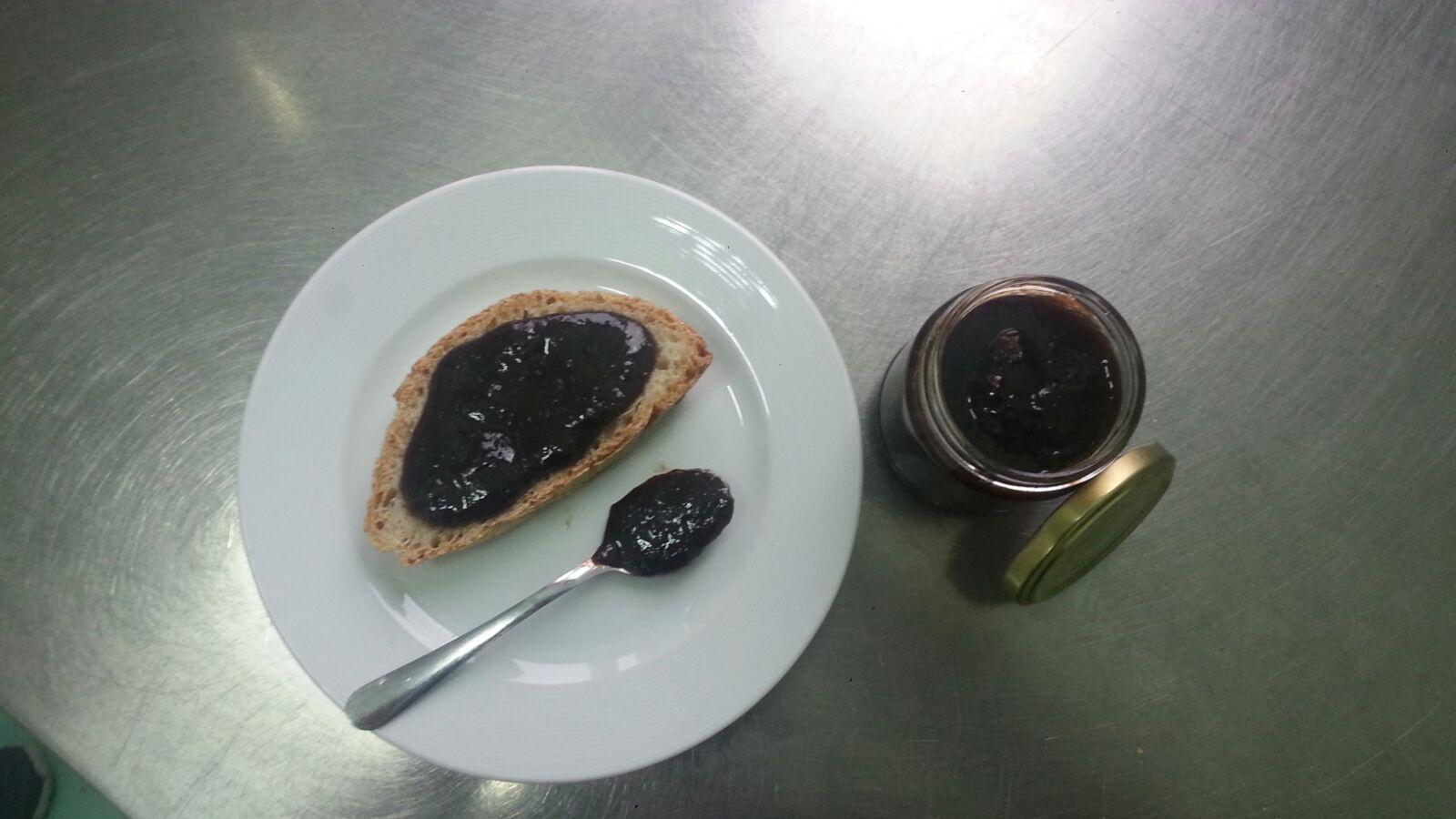 Confettura d'uva fragola Agricilentoverde